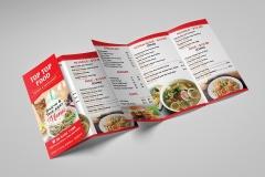Toptop-Foo-takeaway-menu
