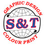 S&T Graphic Design and Colour Print